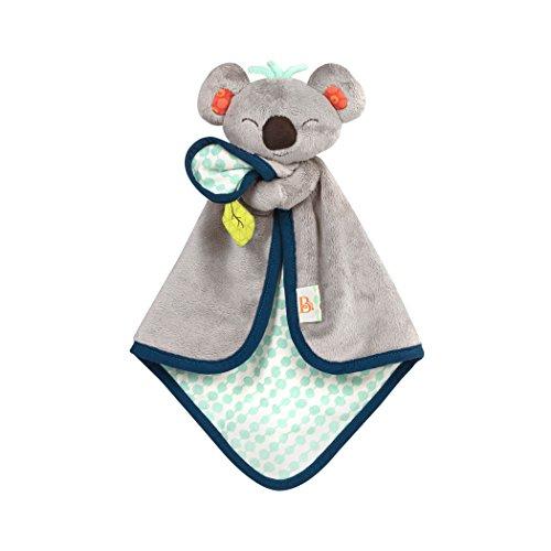 B. toys Baby Spielzeug Schnuffeltuch Koala – Superweiches Schmusetuch und Stofftier Hase – Erstausstattung für Babys Jungen und Mädchen ab 0 Monaten