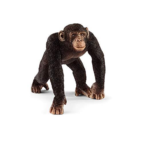 Schleich 14817 - Schimpanse Männchen