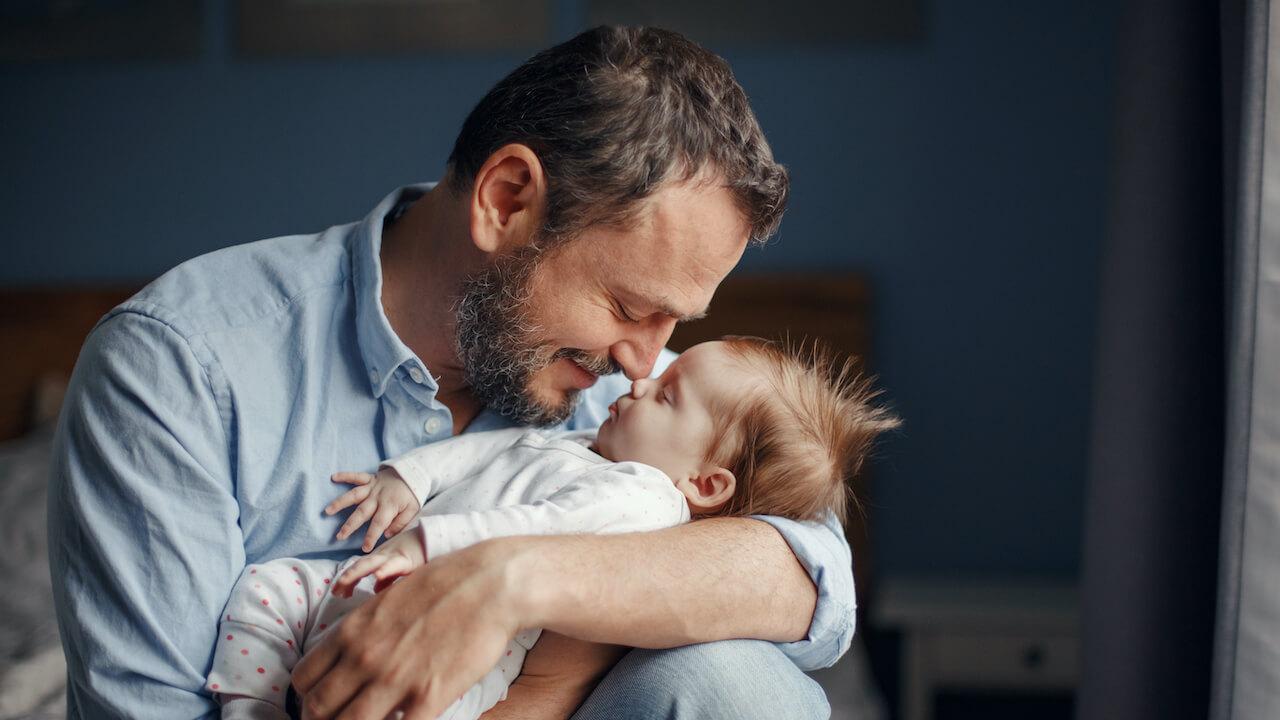 Die 20 Schönsten Sprüche zur Geburt an den Vater gerichtet